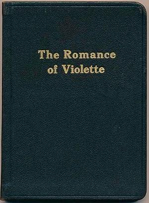 The Romance of Violette.