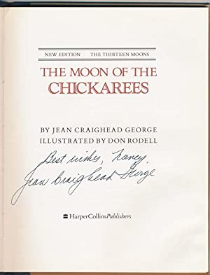 The Moon of the Chickarees.: GEORGE, Jean Craighead.