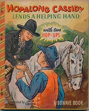 Hopalong Cassidy Lends a Helping Hand.