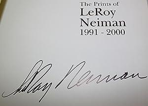 The Prints of LeRoy Neiman 1991-2000: LeRoy Neiman