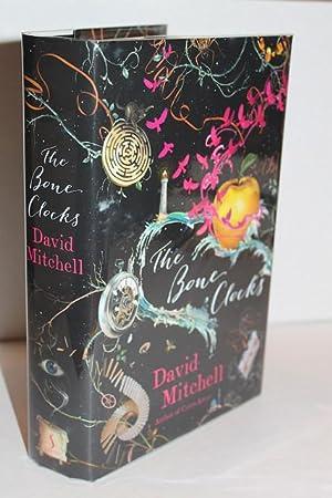 The Bone Clocks: David Mitchell