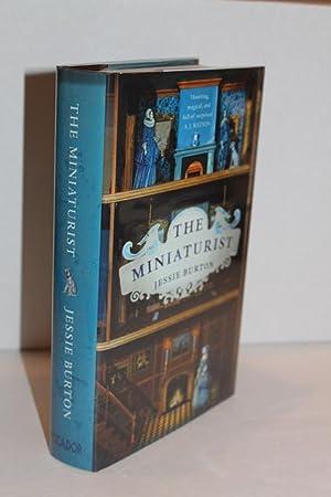 The Miniaturist: Jessie Burton