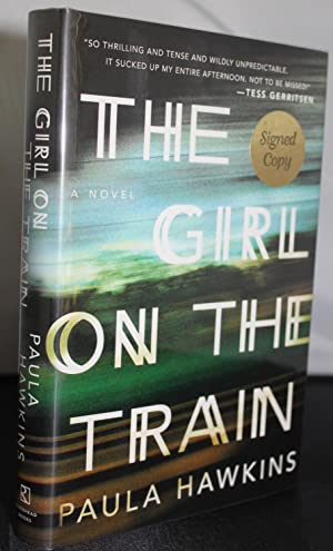 The Girl on the Train: Hawkins, Paula