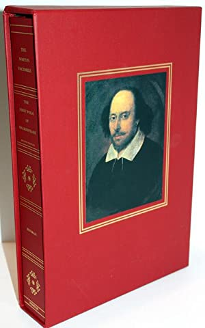 The First Folio of Shakespeare: The Norton: Shakespeare, William