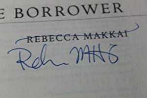 The Borrower: Makkai, Rebecca