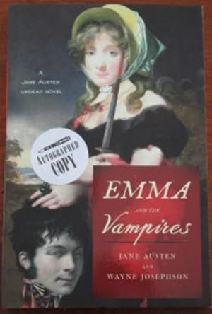 Emma and the Vampires: Josephson, Wayne