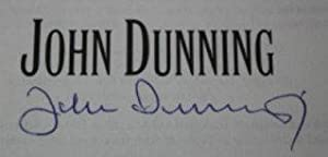 The Sign Of The Book: A Cliff Janeway Novel: Dunning, John