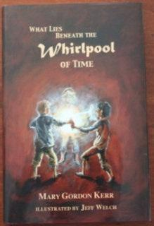 What Lies Beneath the Whirlpool of Time: Mary Gordon Kerr