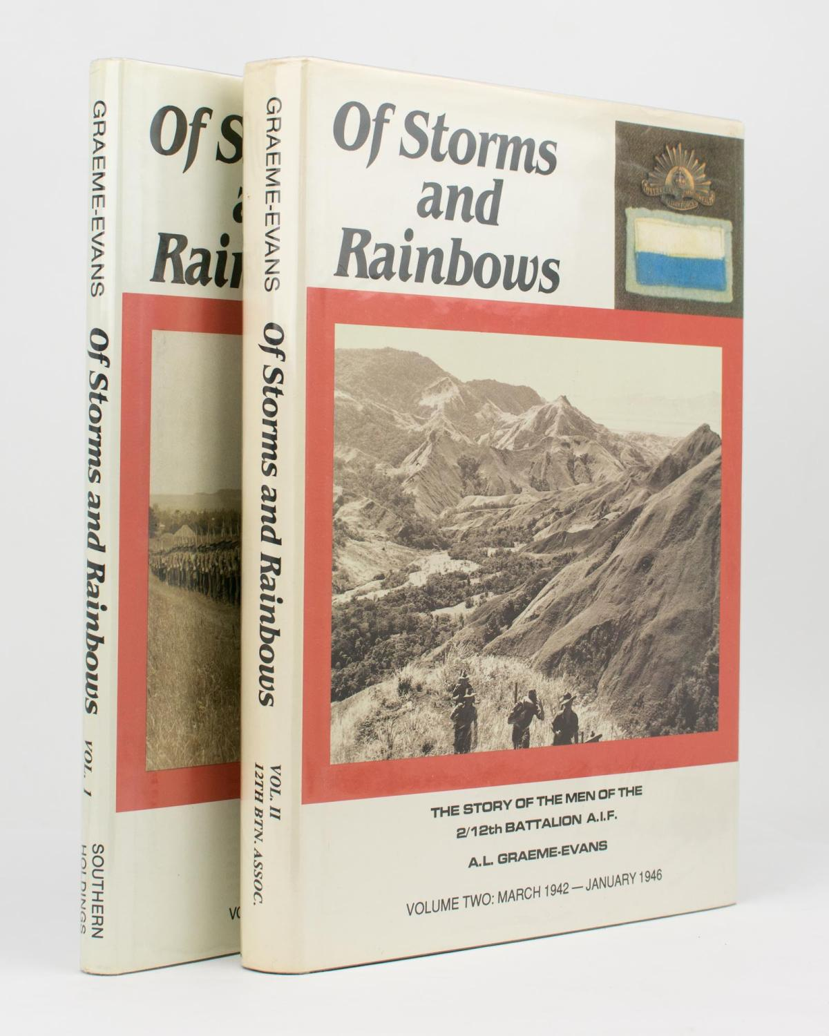 Of_Storms_and_Rainbows_The_Story_of_the_Men_of_the_212th_Battalion_AIF_Volume_1_October_1939__March_1942_Volume_2_March_1942__January_1946