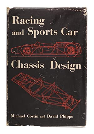 Racing and Sports Car Chassis Design: COSTIN, Michael and