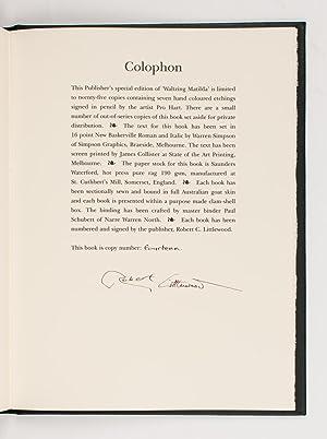 Waltzing Matilda. [Essay] Written by Robert C. Littlewood. A Poem by Andrew Barton 'Banjo&#x27...