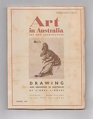 Art in Australia. Third Series, Number 68,: SMITH, Sydney Ure