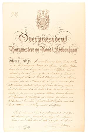 A collection of documents relating to the career of Peter Frederik Koch (1832-1907), sometime Chi...
