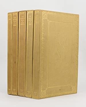The Holy Bible reprinted according to the: Nonesuch Press