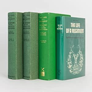 The Life of a Regiment. The History of the Gordon Highlanders . . . Volume 1: . . . from its ...