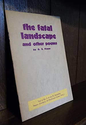 The Fatal Landscape and other poems