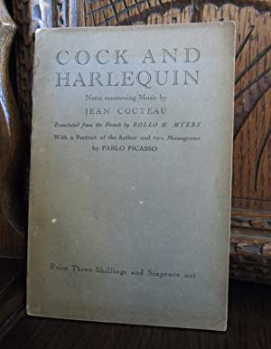 Cock and Harlequin, Notes concerning Music by Jean Cocteau