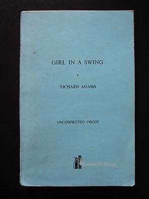 Girl in a Swing: Adams, Richard