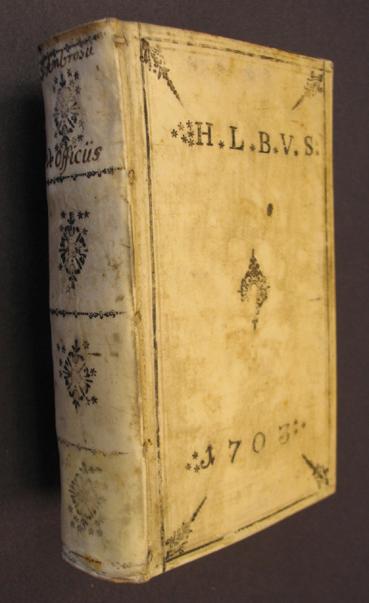 De officiis libri tres. Cum commentatione Michaelis: Ambrosius von Mailand