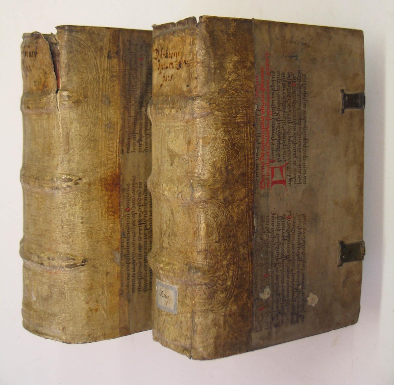 O(mn)ia op(er)a denuo accuratissime reuisa et nouiter: Ambrosius von Mailand
