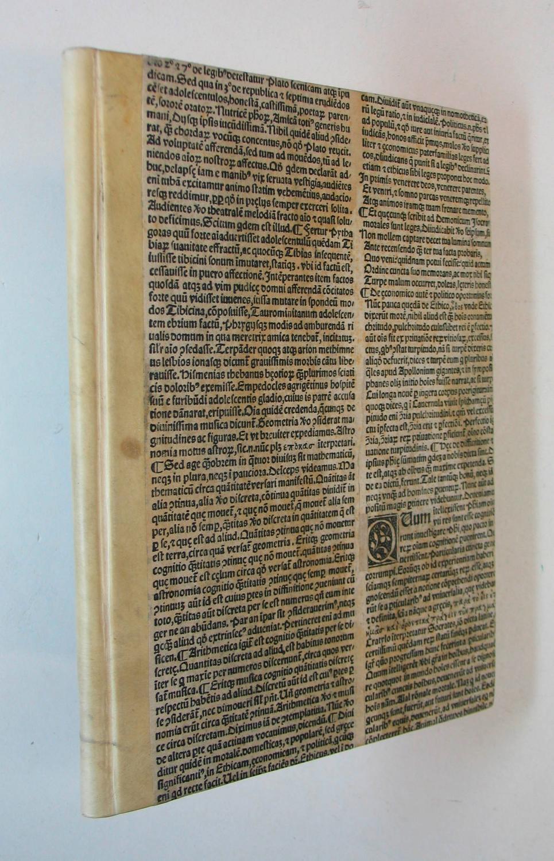 Compendiaria dialectices ratio. Leipzig, Melchior Lotter d.: Melanchthon Philipp)