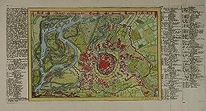 Wien mit naechst anliegender Gegend und denen: Wien