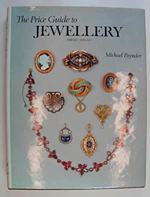 The Price Guide to Jewellery 3000 B.C. - 1950 A.D. O.O. Antique Collectors' Club 1976. 4°. 385 S....