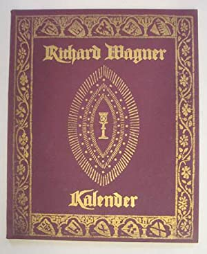 Richard Wagner Kalender (für das Jahr 1914).: Wagner Richard