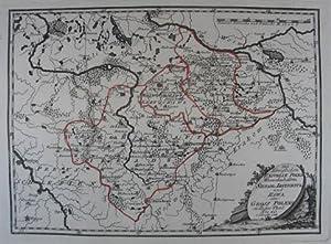 Der Königlichen Republik Polen Woiwodschaften Sieradz, Lentschitz: Sieradz - Leczyca