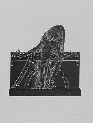 """Holzstich aus """"Musée Dantan. Galerie des charges: Liszt Franz (1811-1886)"""