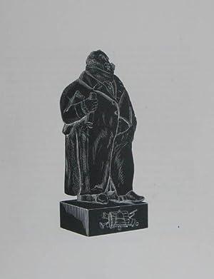"Holzstich aus ""Musée Dantan. Galerie des charges: Rossini Gioacchino Antonio"