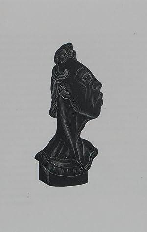"""Holzstich aus """"Musée Dantan. Galerie des charges: Perrot Jules-Joseph (1810"""
