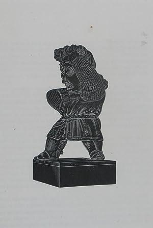 """Holzstich aus """"Musée Dantan. Galerie des charges: Nourrit Adolphe (1802-1839)"""
