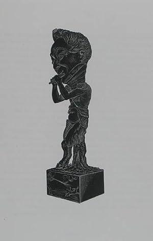 """Holzstich aus """"Musée Dantan. Galerie des charges: Tulou Jean-Louis (1786-1865)"""