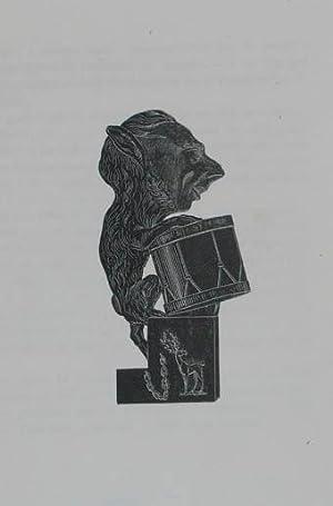 """Holzstich aus """"Musée Dantan. Galerie des charges: Schneitzhoeffer Jean-Madeleine (1785-1852)"""