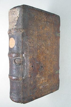 Concionum de tempore. (Quartus tomus). Quae post: Ludovicus (Luis) de