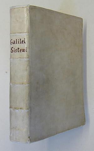 Dialogo. Dove ne i congressi di quattro: Galilei Galileo