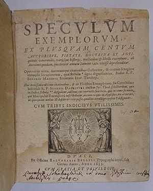 Magnum speculum exemplorum, ex plusquam centum auctoribus: Faber Aegidius)