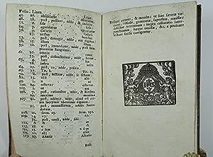 ac praecipuum officium, iuxta mandatum Sanctae Romanae: Manuductio Sacerdotis ad