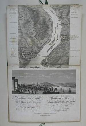 Panorama des Rheins von Mainz bis Cöln: Rhein