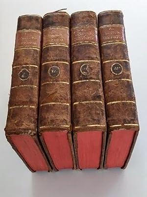 La Nouvelle Heloise ou Lettres de deux: Rousseau, J.J.: