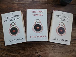 The Lord of the Rings First Edition: Tolkein, JRR