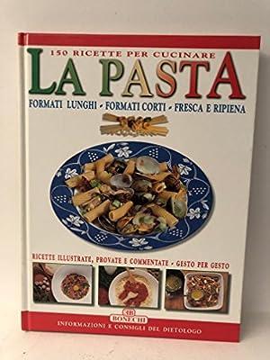 La pasta: Piazzesi, E.