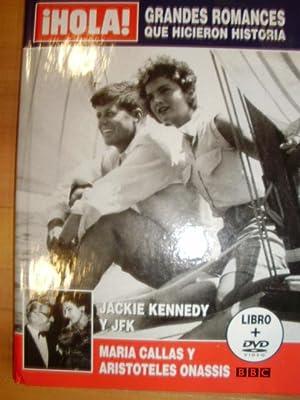 HOLA!. Grandes Romances que hicieron historia. Nº 2 (Madrid, 2007) Libro + DVD
