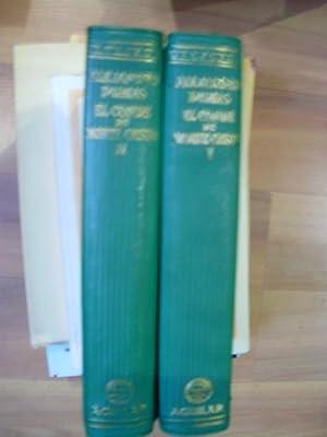 EL CONDE DE MONTECRISTO. 2 volúmenes (Madrid, 1958) Ed. Aguilar. Col. El Lince Inquieto: ...