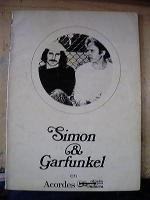 SIMON & GARFUNKEL. Antología de sus mejores títulos en Acordes Cifrados para ...