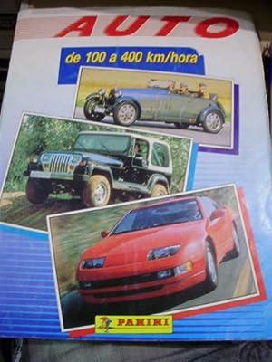 AUTO DE 100 A 400 KM/ HORA.: Kristof Karlovitz/ Zoltan