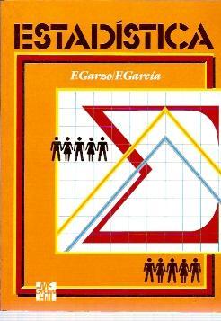 ESTADÍSTICA (Madrid, 1988): F. Garzo/ F. García