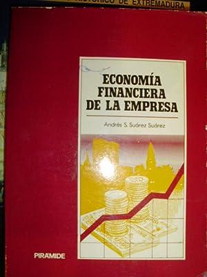 ECONOMÍA FINANCIERA DE LA EMPRESA (Madrid, 1985): Andrés S. Suárez