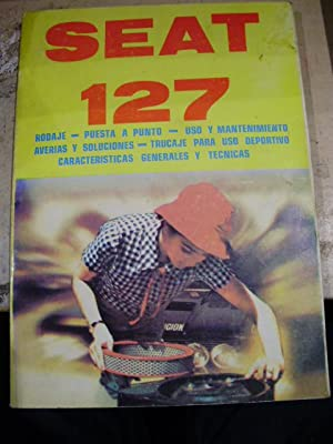 SEAT 127. Manuales del motor (Madrid, 1980): Antonio y José